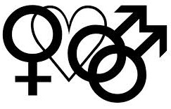 Girlfag symbol