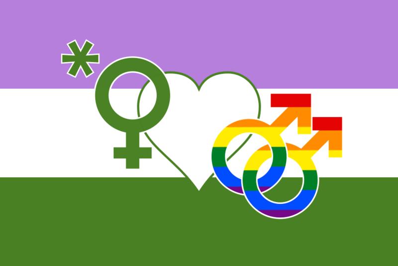 Girlfag-Fahne von Max*