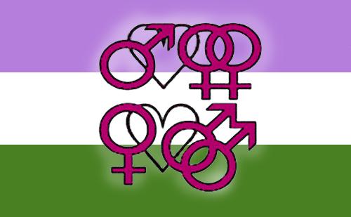 Grilfag-Guydyke-Genderqueer-Fahne
